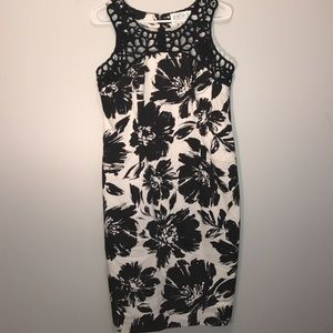 Black and White Julian Taylor dress
